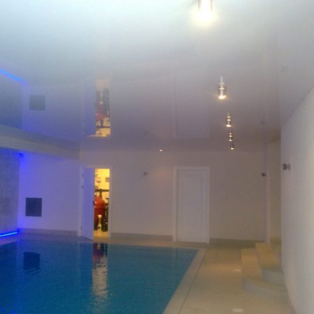 Pool Lighting Stretch Ceiling