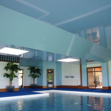 Swimming Pool Ceiling Installers