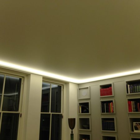 Lounge LED Perimeter Ceiling
